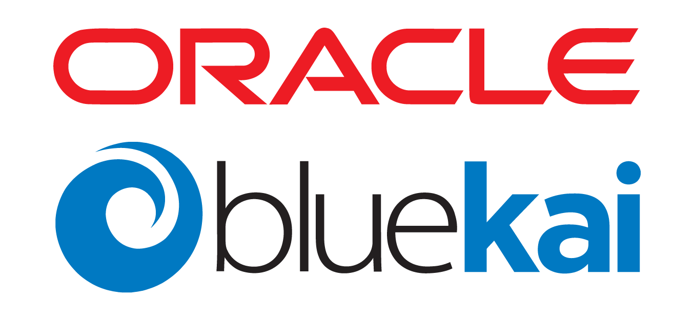 Oracle Blue Kai logo
